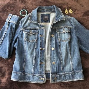 The Limited Jeans Jacket - Size M
